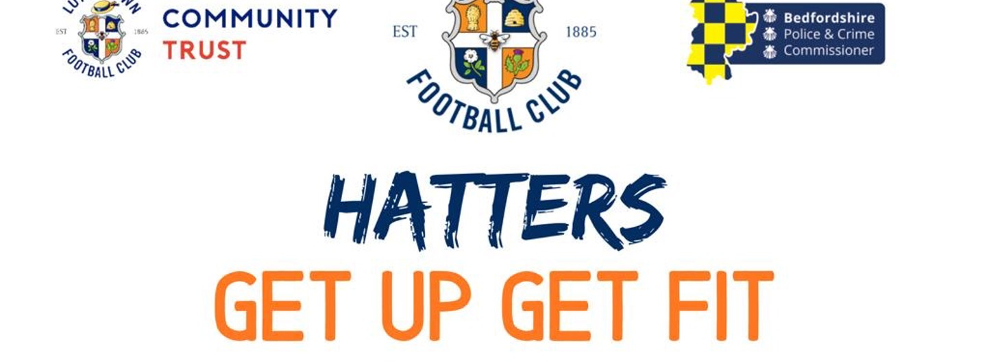 HATTERS 'GET UP GET FIT' FITNESS CHALLENGE ++ WEEK 3 (25th to 29th January 2021)