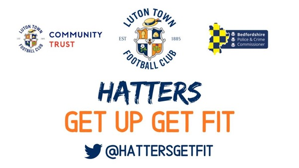 HATTERS 'GET UP GET FIT' FITNESS CHALLENGE ++ WEEK 2 (18th to 22nd January 2021)