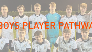 Boys Player Pathway