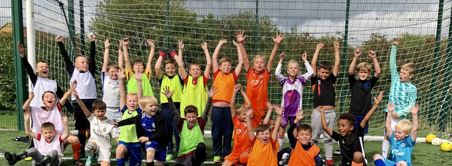 BEDFORD - ST JOHN RIGBY PRIMARY SCHOOL | OCTOBER HALF TERM TECHNICAL CAMP | MONDAY 26TH OCTOBER - FRIDAY 30TH OCTOBER