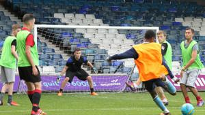 Luton Street League Cup - Kenilworth Road Stadium