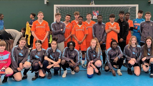 Luton Street League - Community Led Local Development (CLLD)