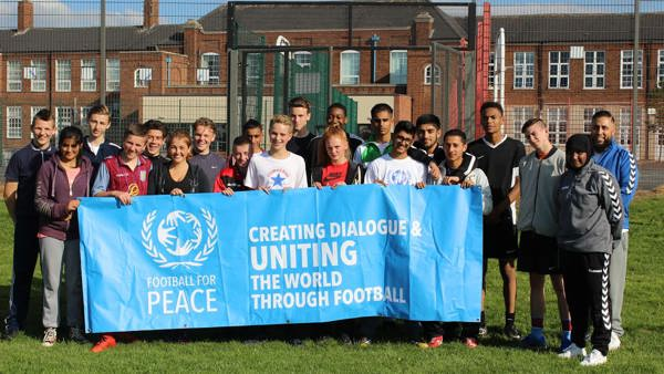 Football for Peace