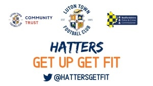 HATTERS 'GET UP GET FIT' FITNESS CHALLENGE ++ WEEK 7 (22nd to 26th February 2021)