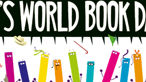 World Book Day 2021 - 4th March 2021